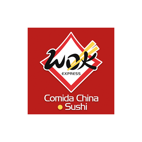 Wok Express Comida China · Sushi